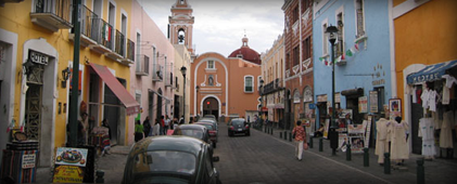 Spanish Schools in Puebla