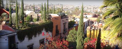 Spanish Schools in San Miguel de Allende